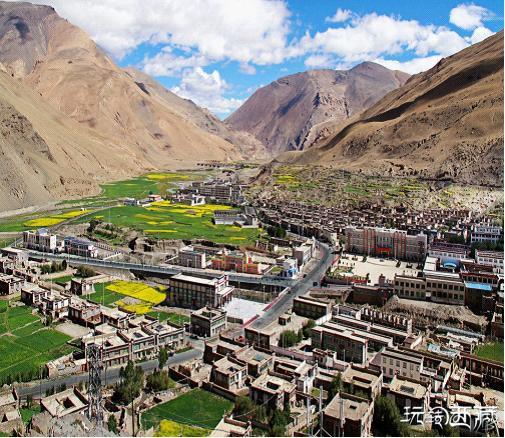 西藏日喀则景点-康马县,日喀则,西藏,景点