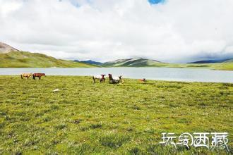 西藏那曲景点-嘉乃玉措,西藏,景点,那曲