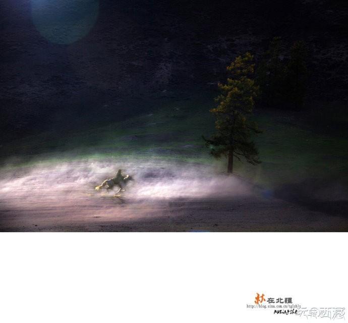 【风光美图】北疆秋天的幻境,西藏攻略,西藏百科,西藏心灵,西藏游记,西藏户外