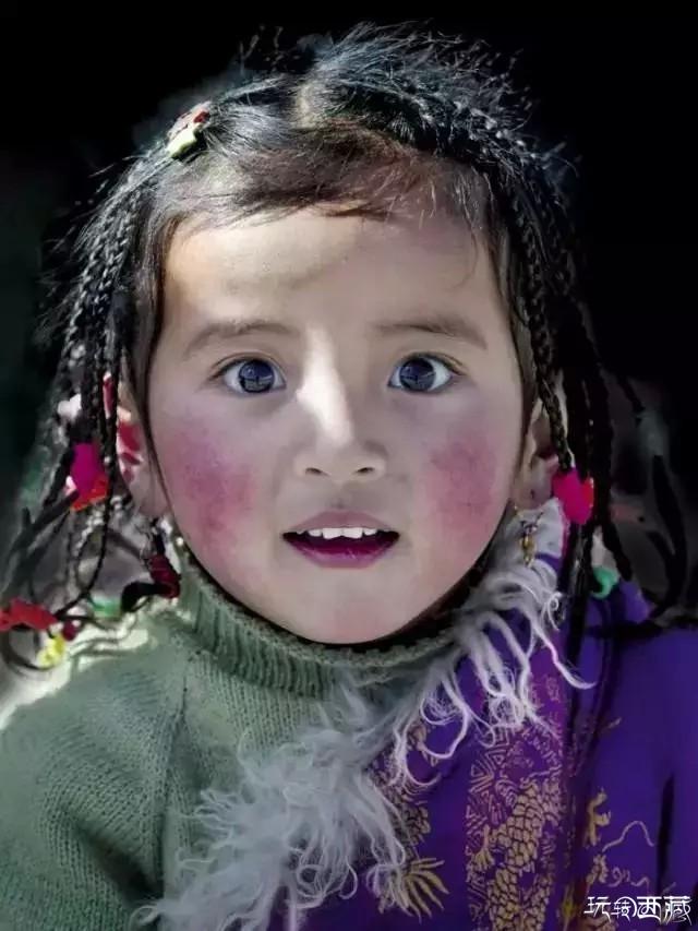 【西藏美图】直达人心 那些藏地的眼神,西藏百科,西藏游记,西藏心灵,西藏故事,西藏攻略