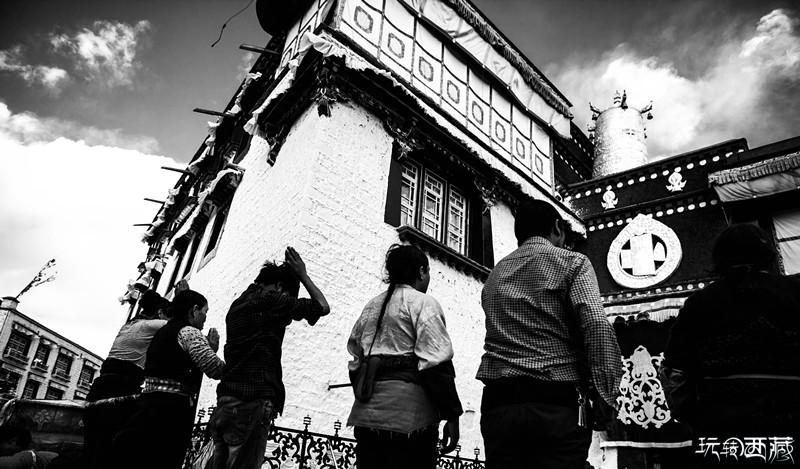 【西藏美图】风中的虔诚与祝福,西藏美图,西藏游记,西藏百科,户外西藏