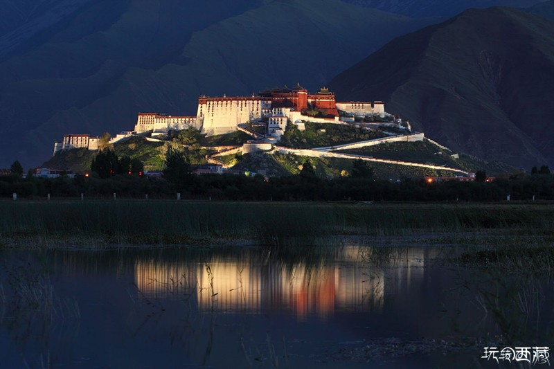 【西藏美图】拉萨-拉鲁湿地,西藏攻略,户外攻略,西藏美图,西藏游记,西藏故事