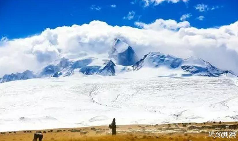 【西藏美图】2017,西藏仅靠这些照片就美赢了全世界!