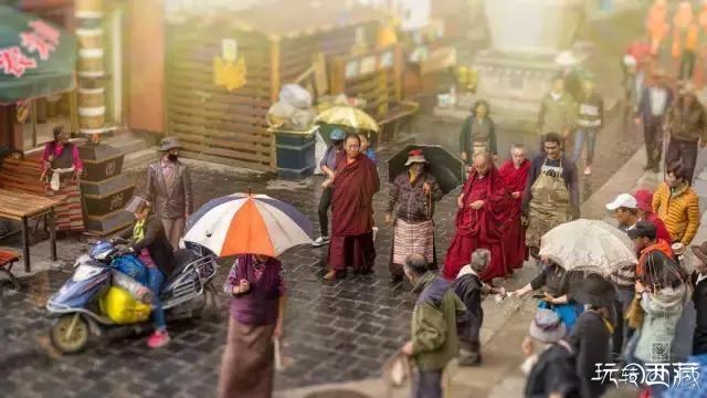 【西藏人物美图】在西藏的街头,看众生相,西藏美图,西藏故事,林芝桃花,西藏游记,户外攻略