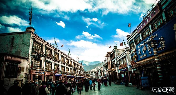 【西藏美图】神圣拉萨,屋脊中心,西藏攻略,西藏百科,西藏故事