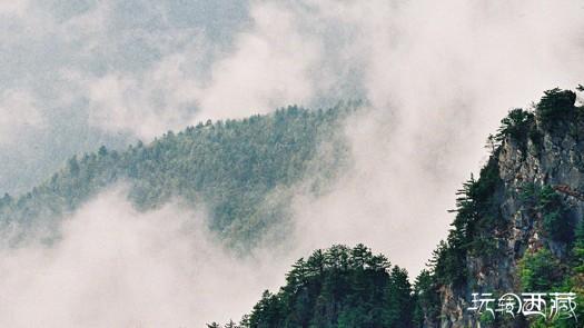 陕西第一名山――天台山