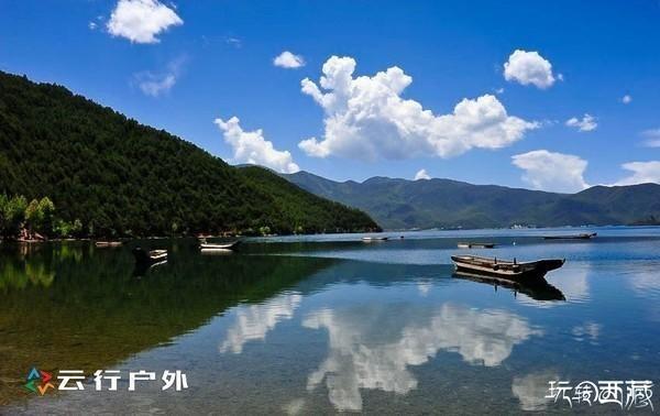 丽江-泸沽湖爱心之旅 四 走婚桥