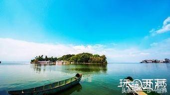 山同人朗,水与情长-南诏风情岛