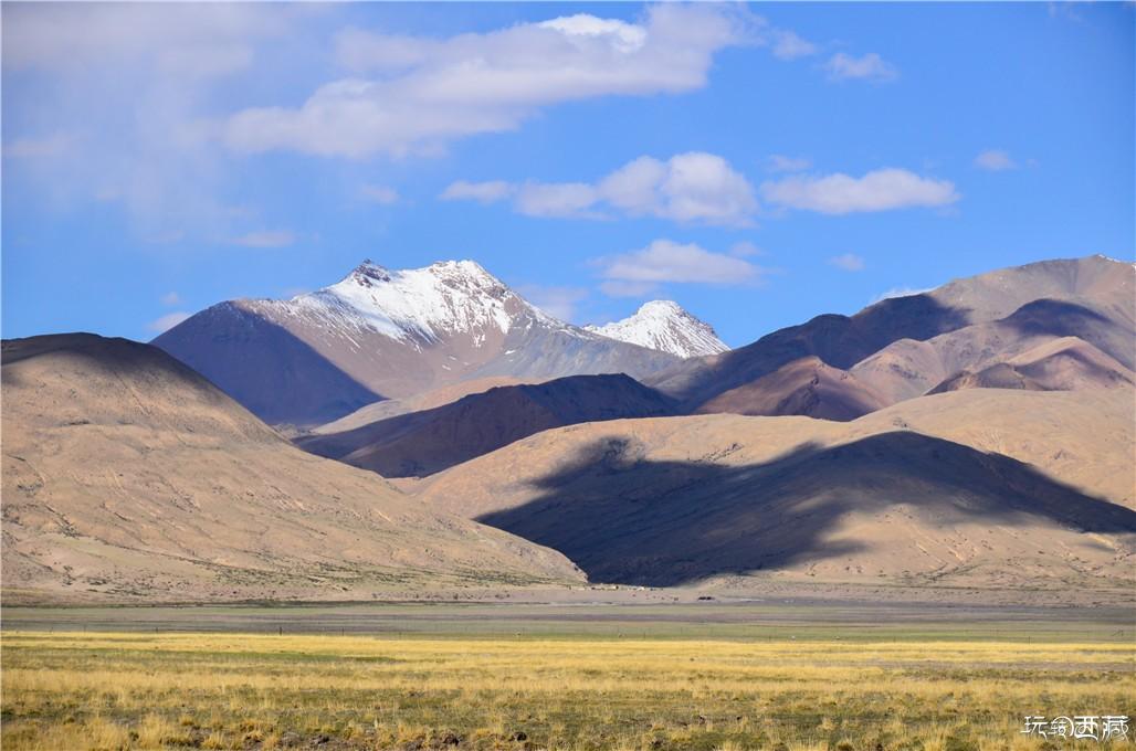 再见北上广,我要去西藏了,稻城亚丁,措普沟
