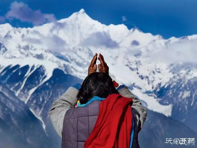 千年难遇,梅里雪山双彩虹,美到窒息,让人热泪盈眶,西藏故事,西藏游记,西藏美图,西藏百科,西藏攻略