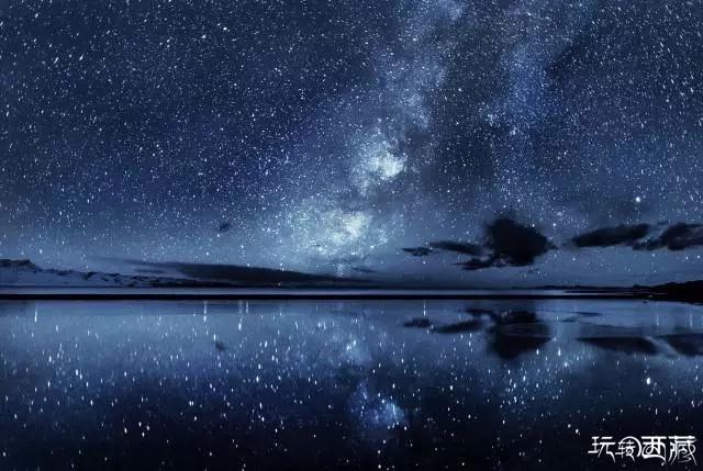 千山万水,美不过这抹西藏蓝,西藏美图,风景