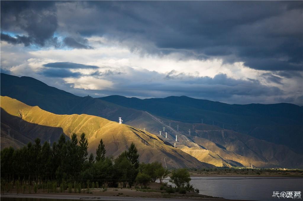 阿里大北线,我喜欢的荒野自由。,西藏故事,阿里大北线,美片