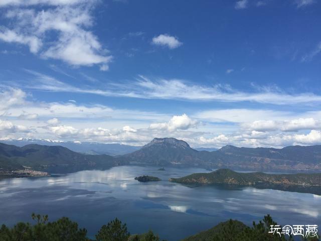 �去��江大理古城看人��?�o沽湖才是最值得去的地方