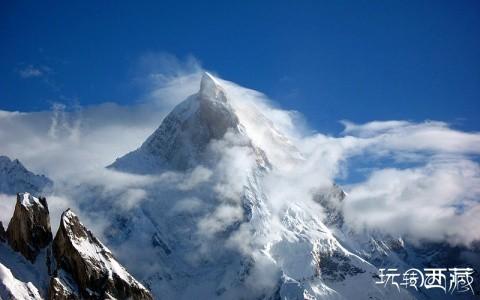 世界第二高峰