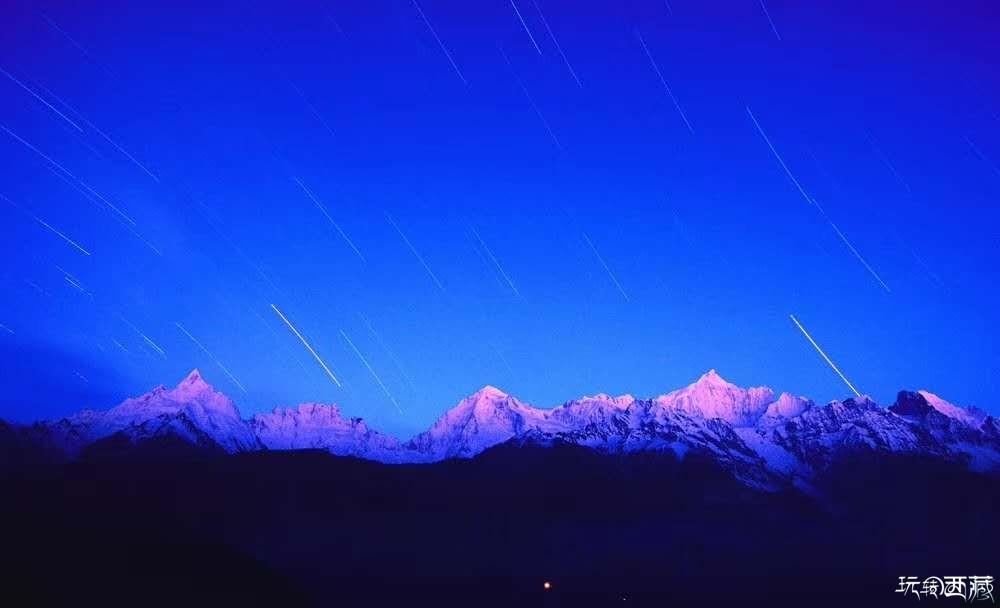 梅里神山,美图西藏