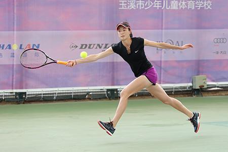 ITF国际女子网球巡回赛玉溪站正选赛8日开拍