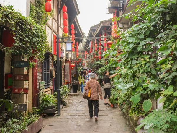 磁器口:寻找重庆的码头文化