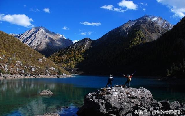 七藏沟徒步摄影,体验它的原始和安详