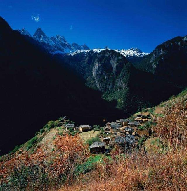 香格里拉原乡巴拉村-最后一处秘境天堂
